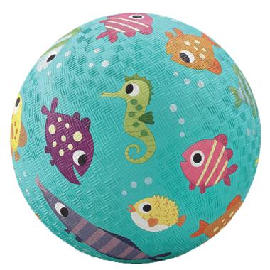 Crocodile Creek Fish Play Ball