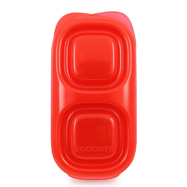 Goodbyn Snacks Container Red