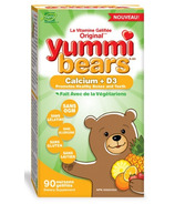 Yummi Bears Vegetarian Calcium + Vitamin D