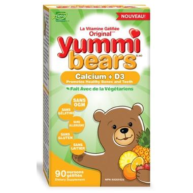 Yummi Bears Vegetarian Calcium + Vitamin D