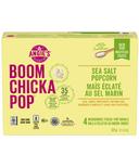 Angie's Boom Chicka Pop Sea Salt Popcorn Microwave Fresh-Pop Bowls