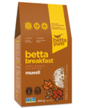 BettaYum Maple Madness Muesli