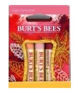 Burt's Bees Kiss Cool Colour Kit