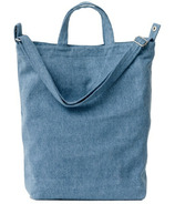 Baggu Duck Bag in Washed Denim