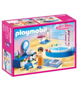 Playmobil Dollhouse Bathroom with Tub