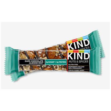 KIND Bars Dark Chocolate Almond Mint