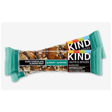 KIND Bars Dark Chocolate Almond Mint Pack