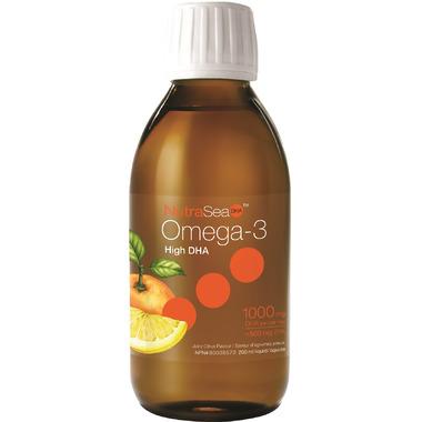 NutraSea DHA High DHA Omega-3 Liquid