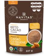 Navitas Organics Keto Cacao Powder
