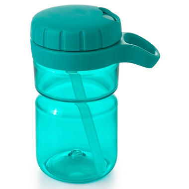 OXO Tot Twist Top Water Bottle Teal