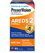 Bausch + Lomb PreserVision Formule AREDS2