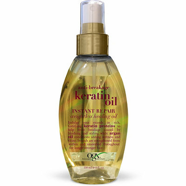 OGX Anti-Breakage Keratin Oil Instant Repair Oil
