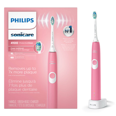 Philips Sonicare ProtectiveClean 4100 Pink