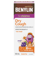 Benylin for Children Dry Cough Syrup