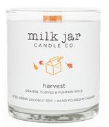 Milk Jar Candle Co. bougie récolte