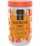 Natreve Vegan Protein Powder Peanut Butter Parfait