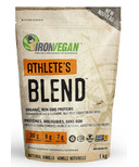 IronVegan Athlete's Blend Protein Vanilla
