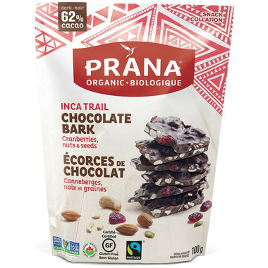 PRANA Inca Trail Organic Chocolate Bark