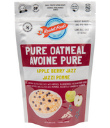 Rocket Foods Apple Berry Jazz Oatmeal