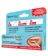 Dynamiclear Traitement rapide des boutons de fièvre, paquet double