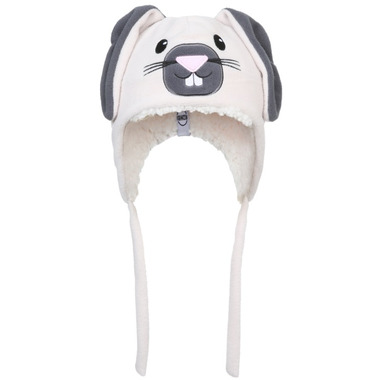 Kombi The Sherpa Animal Infant Hat Floppy The Bunny
