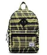 Herschel Supply Heritage Kids Backpack Neon Grid Highlight