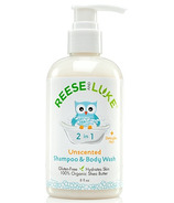 Reese & Luke Shampoo & Body Wash Unscented