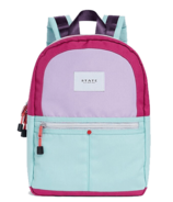 STATE Mini Kane Colour Block Magenta & Mint