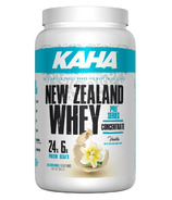 Kaha New Zealand Whey Concentrate Vanilla