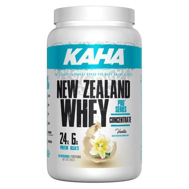 Ergogenics Nutrition Kaha NZ Whey Concentrate Vanilla