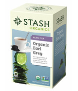 Stash Premium Organic Earl Grey Tea