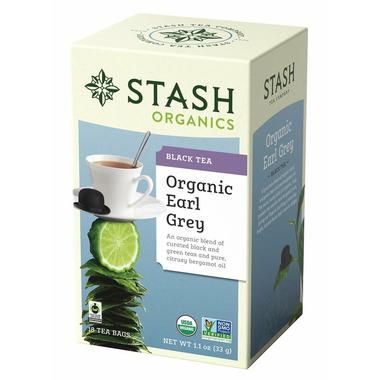 Stash Premium Organic Earl Grey Tea
