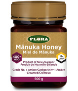 Flora Manuka Honey MGO 400+ UMF 12+ Large