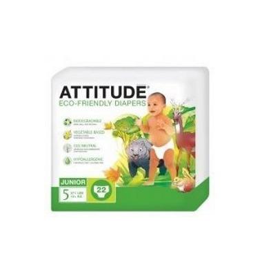 ATTITUDE Eco Baby Diapers