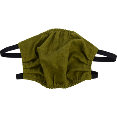 Puffin Gear Reusable Cotton Face Mask Olive