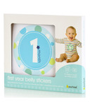 Pearhead First Years Milestones Stickers Boy