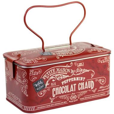 Wildly Delicious Dark Chocolate Peppermint Chocolat Chaud