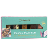 Buttermilk Luxury Cornish Fudge Platter