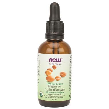 NOW Solutions Organic Argan Oil