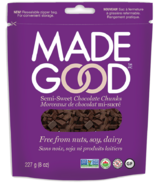 MadeGood Semi-Sweet Chocolate Chunks