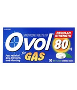 Ovol Regular Strength Chewable Tablets