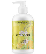 Sarabecca Floral Citrus Body Lotion