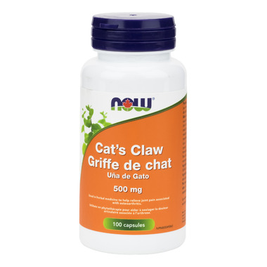 NOW Foods Cat\'s Claw 500 mg