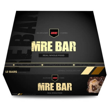 Redcon1 MRE Bar Oatmeal Chocolate Chip