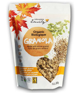 Grandma Emily Organic Granola Maple Quinoa with Pumpkin Seeds
