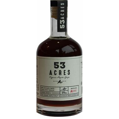 53 Acres Organic Dark Maple Syrup
