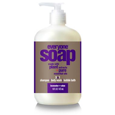 Everyone Soap Lavender & Aloe