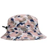 Stonz Bucket Hat Camo Pink 9M-6Y