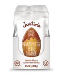 Justin's Maple Almond Butter Squeeze Packs