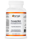 Orange Naturals Prenatal Multi